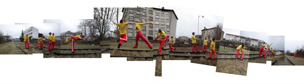DOFT - Et l'Homme dans tout ça ? [Trois-Maisons, Nancy, décembre 2010]. Photos : Émilie Salquèbre.