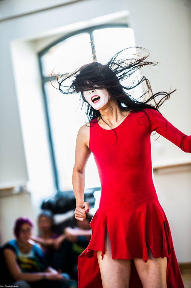 Kwaïdan [Centre chorégraphique La Manufacture, Festival d'Aurillac], 19-22 août 2015. Photos : Jean-Claude Chaudy.