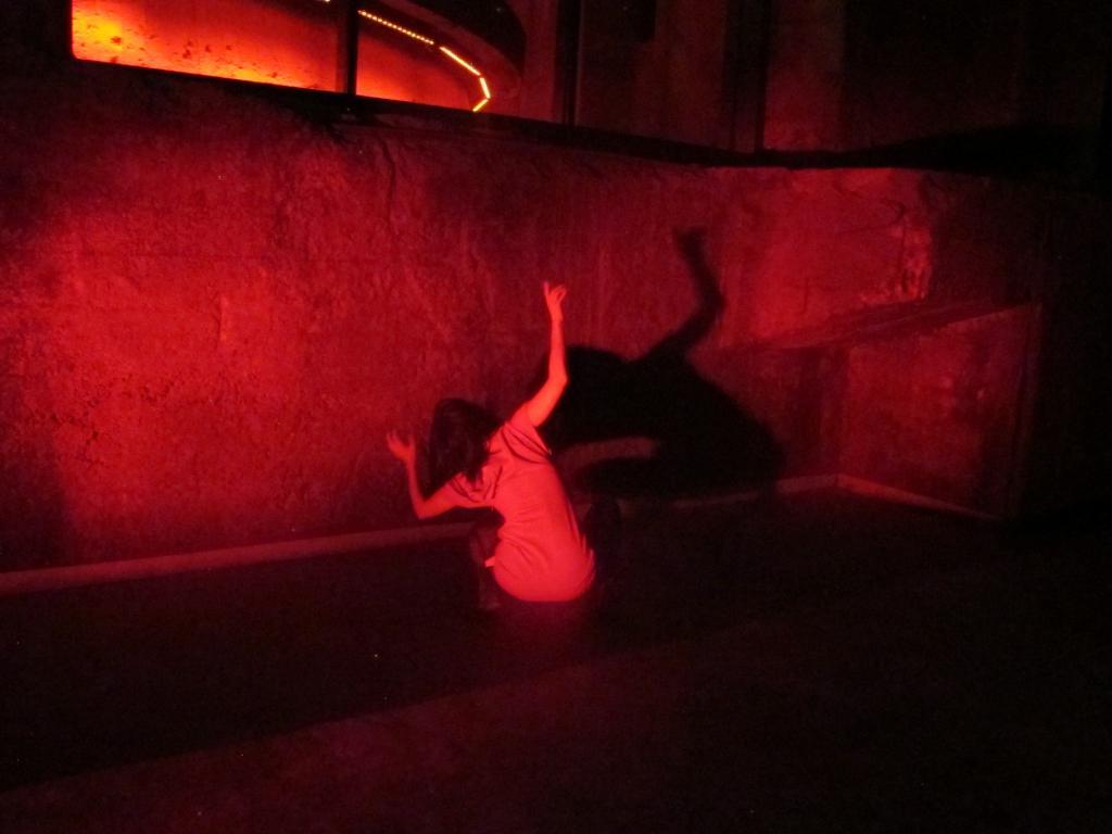 Vu, revu & transformé, Nuit de la Culture [Esch-Belval, Luxembourg], 2 mai 2015. Photos : Adela Filipović.